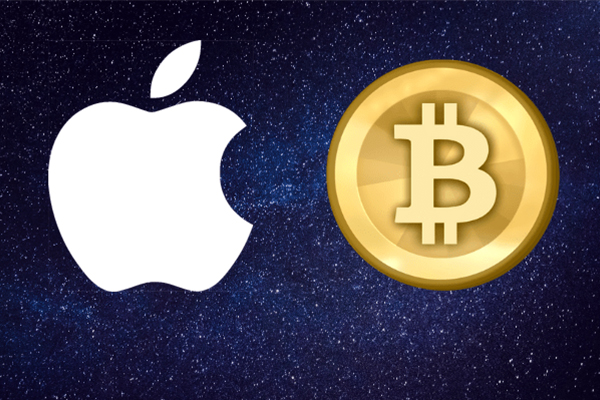 Apple takes mysterious stance on Bitcoin